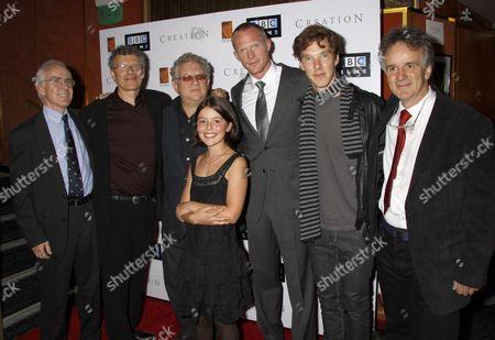 Editorial image of 'Creation' film European premiere, London, Britain - 13 Sep 2009