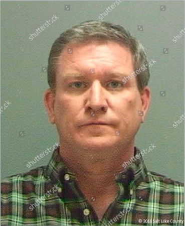"""Stock Photo of This undated booking photo provided by the Salt Lake County Sheriff's office shows former Disney channel actor Stoney Westmoreland who has been charged with six felony counts after authorities said he tried to have sex with a 13-year-old boy. Prosecutors say Westmoreland was on the dating app Grindr when he found a profile operated by a police detective in Salt Lake City, near the location of the show """"Andi Mack"""