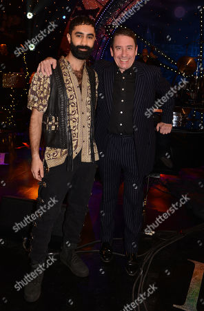 Editorial picture of 'Jools' Annual Hootenanny' TV show, Maidstone, UK - 12 Dec 2018