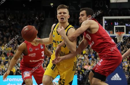 Editorial image of Basketball: Germany, BBL Bundesliga, Berlin, Deutschland / Germany - 27 Dec 2018