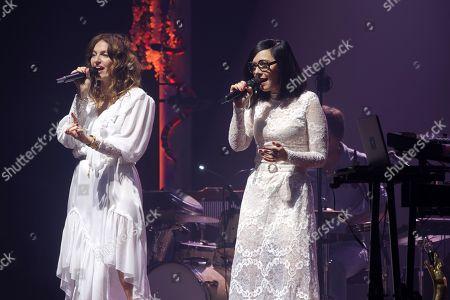 Brigitte: Aurelie Saada and Sylvie Hoarau