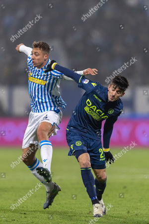 Ignacio Pussetto (Udinese) Thiago Rangel Cionek (Spal)