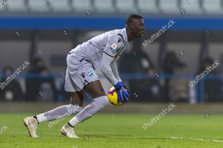 Stock Photo of Alfred Gomis (Spal)