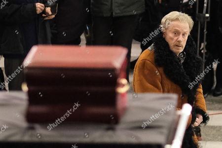 Editorial photo of funeral ceremony of Kazimierz Kutz, Katowice, Poland - 28 Dec 2018