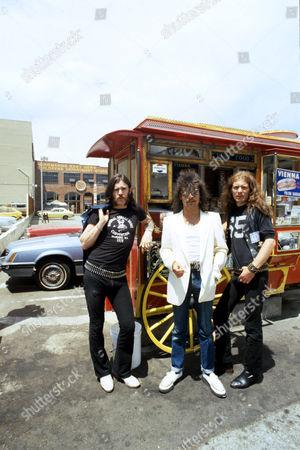 Motorhead - Lemmy, Phil Taylor, Eddie Clarke
