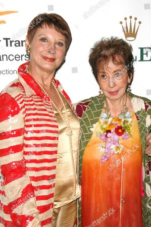 Editorial picture of 'On Broadway: A Glittering Salute To The American Musical' performance, New York, USA - 7 Oct 2008