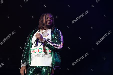 Stock Image of Tee Grizzley