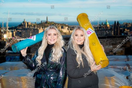 The Mac Twins - Lisa Macfarlane and Alana Macfarlane