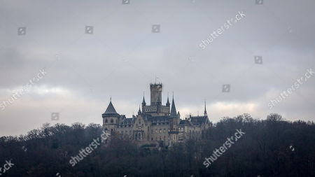 Editorial picture of Marienburg castle near Pattensen, Germany - 29 Dec 2018
