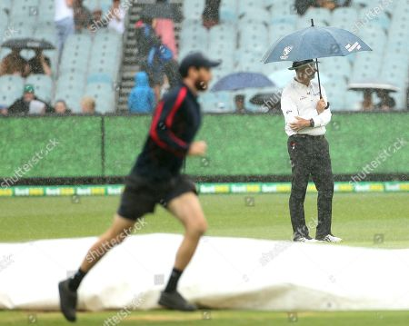 Editorial picture of Boxing Day Test match between Australia and India, Melbourne - 30 Dec 2018