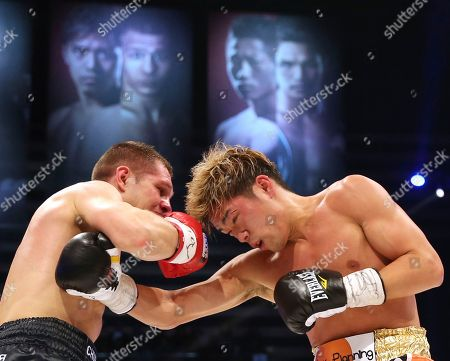 Masayuki Ito, Evgeny Chuprakov. Japanese champion Masayuki Ito, right, and Russian challenger Evgeny Chuprakov exchange punches in the third round of their WBO junior lightweight world title boxing match in Tokyo, . Ito defended his title with a technical knockout in the seventh round