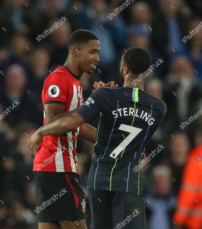 Editorial photo of Southampton v Manchester City , Premier League, Football,St.Marys Stadium, London, UK - 30 Dec 2018