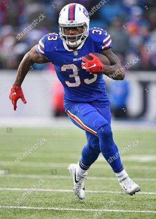 Editorial picture of Dolphins Bills Football, Orchard Park, USA - 30 Dec 2018