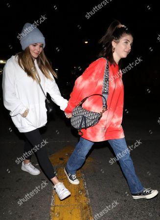 Bella Giannulli and Olivia Jade