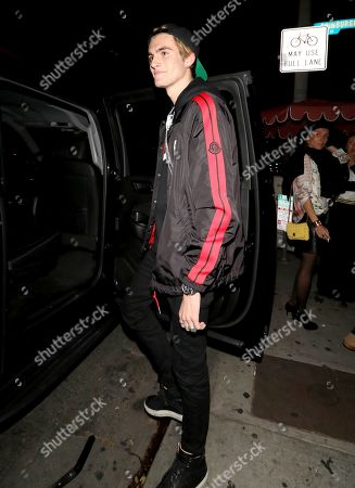 Editorial picture of Celebrities out and about, Los Angeles, USA - 29 Dec 2018