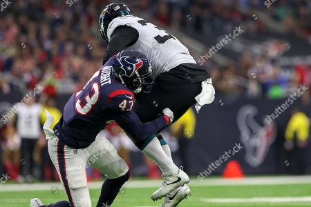 Editorial photo of NFL Jaguars vs Texans, Houston, USA - 30 Dec 2018