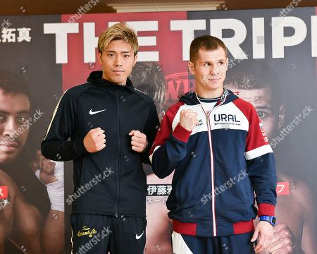 Masayuki Ito (JPN), Evgeny Chuprakov (RUS)