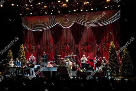 Editorial picture of Brian Wilson presents The Christmas Album Live at ACL Live, Austin, USA - 15 Dec 2018