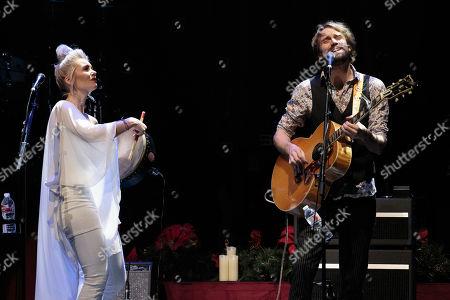 Beat Root Revival - Andrea Magee and Ben Jones