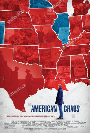 American Chaos (2018) Poster Art