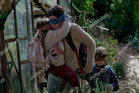 Vivien Lyra Blair as Girl, Trevante Rhodes as Tom and Julian Edwards as Boy