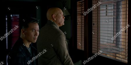 BD Wong as Greg and John Malkovich as Douglas