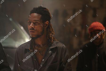 Tim J. Smith as Maurice