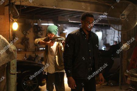 Trey Songz as Sonny