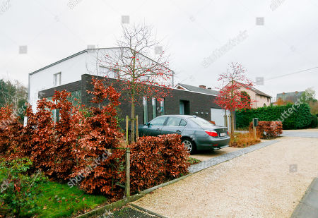 An exterior view of the house of former BelgianSecretary of State for Asylum and Migration, Theo Francken, in Lubbeek, Belgium, 31 December 2018. The house was put under quarantine following the reception of an envelope containing a suspicious white powder, according to media reports. Francken and his family were stuck in their home for some hours but were allowed to leave the place in the afternoon. Emergency services and the crisis center are on alert, the substance is currently analyzed, the reports added.