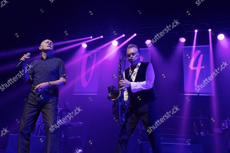UB40 - Brian Travers, Ali Campbell, Duncan Campbell