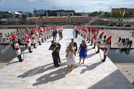 Editorial photo of Bolsonaro Inauguration, Brasilia, Brazil - 01 Jan 2019