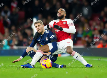 Editorial picture of Arsenal v Fulham, English Premier League, Emirates Studium, London, United Kingdom, 1st January 2019