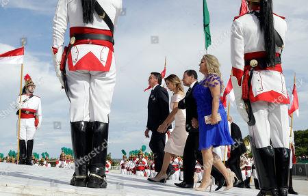 Editorial image of Bolsonaro Inauguration, Brasilia, Brazil - 01 Jan 2019