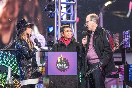 Editorial picture of 2018 New Year's Eve Times Square Performances, New York, USA - 31 Dec 2018