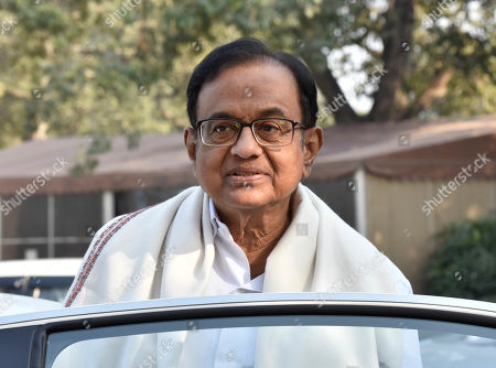 Congress senior leader P. Chidambaram during the Winter Session of Parliament, on December 31, 2018 in New Delhi, India. The Upper House of Parliament was adjourned till Wednesday following uproar over the issue of triple talaq Bill, which was passed in the Lok Sabha last week.