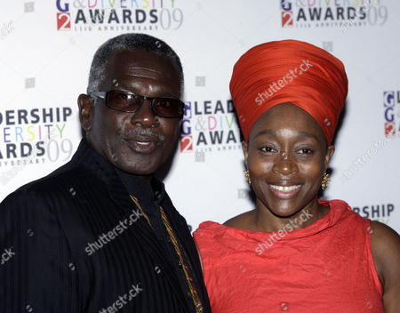 Editorial image of The Diversity and Leadership Awards 2009, Grosvenor House Hotel, London, Britain - 15 Sep 2009