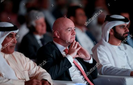 Editorial photo of 13th edition of Dubai International Sports Conference in Dubai, United Arab Emirates - 02 Jan 2019