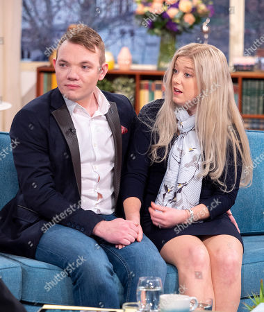 Paul Edwards and Sarah Elliott