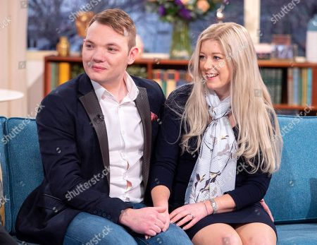 Stock Picture of Paul Edwards and Sarah Elliott