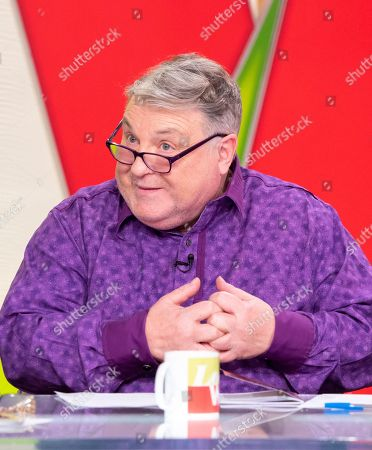 Stock Photo of Russell Grant