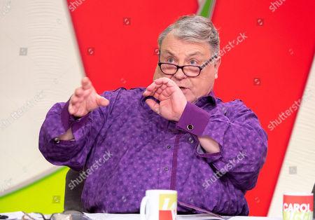 Editorial photo of 'Loose Women' TV show, London, UK - 02 Jan 2019