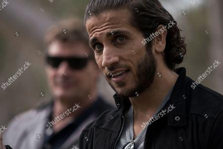 Stock Photo of Firass Dirani as Davros
