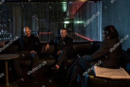 Editorial image of 'Mr Inbetween' TV Show Season 1 - 2018