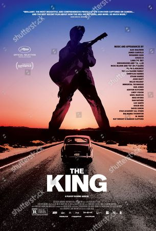 The King (2017) Poster Art.