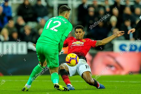 Editorial image of Newcastle United v Manchester United, Premier League - 02 Jan 2019