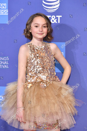 Editorial photo of Palm Springs International Film Festival Film Awards Gala, Arrivals, USA - 03 Jan 2019