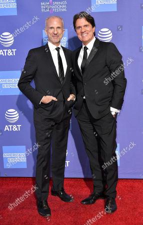 John DeLuca and Rob Marshall