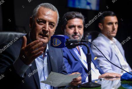 Editorial photo of Boca Juniors New Coach, Buenos Aires, Argentina - 02 Jan 2019