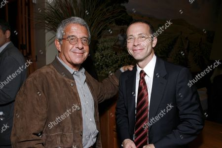 Universal Pictures Ron Meyer and CAA's Richard Lovett