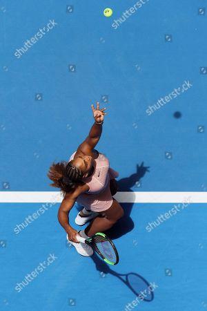 Editorial photo of Hopman Cup Tennis, Perth, Australia - 03 Jan 2019